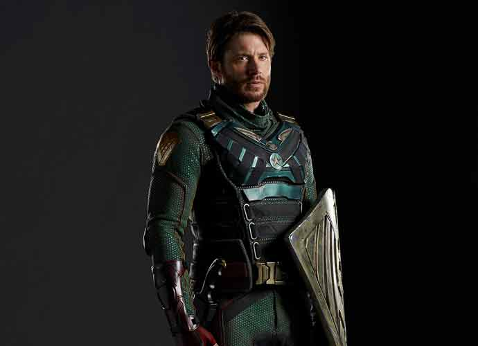 Jensen Ackles' Soldier Boy Super Suit Revealed For Season 3 Of 'The Boys'
