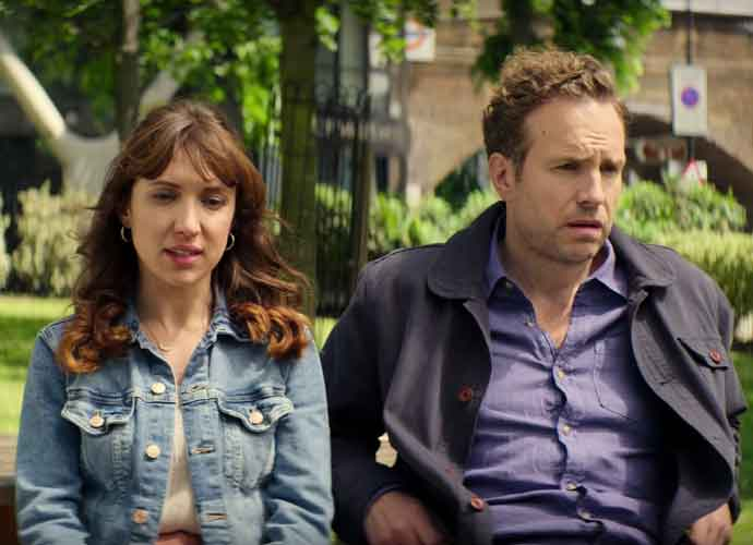 VIDEO EXCLUSIVE: Rafe Spall&Esther Smith Reveal Their Favorite 'Trying' Scenes