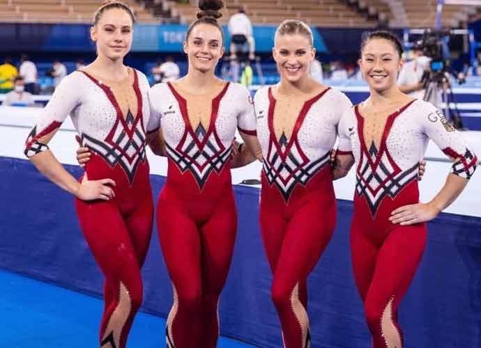 Germany's Women Olympic Gymnasts Wear Unitards To Fighting 'Sexualization' Of Sport