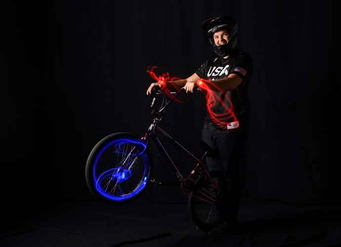 VIDEO EXCLUSIVE: U.S. Olympic BMX Rider Hannah Roberts On Becoming A Role Model