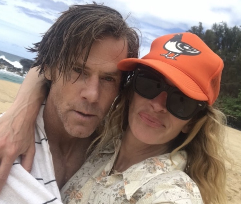 Julia Roberts Celebrates 19 Years Of Marriage With Daniel Moder