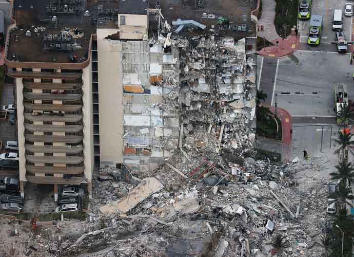 'Not Seeing Anything Positive': Death Toll Rises To 32 Since Florida Condo Demolition As Hope Dims
