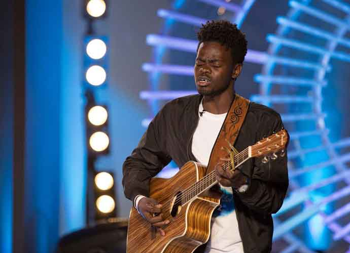 'American Idol' Contestant Ron Bultongez Arrested For Allegedly Having Sex With A Minor