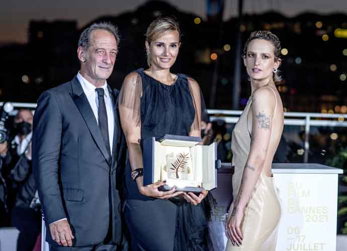 'Titane,' Film About Woman Who Has Sex With Cars, Wins Palm d'Or At Cannes Film Festival