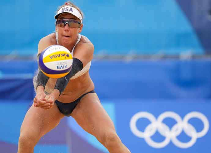 VIDEO: U.S. Olympic Beach Volleyball Star April Ross Reveals How She Preps To Win