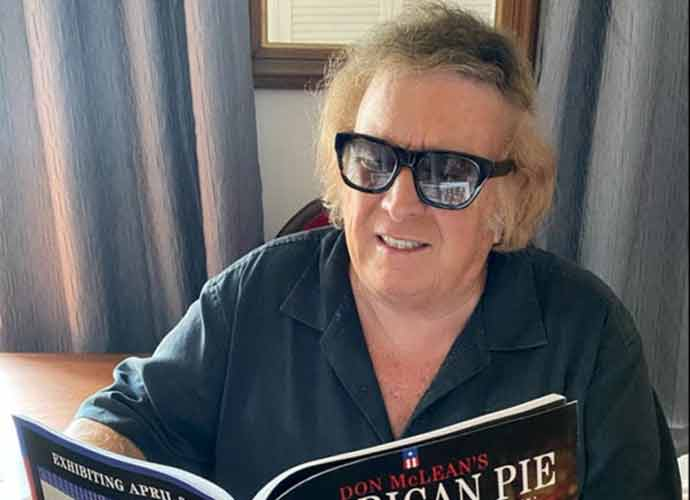 """VIDEO EXCLUSIVE: Don McLean Reveals The Meaning Behind Iconic Song """"American Pie"""""""