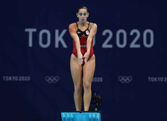 Pamela Ware Says 'I'm Not Going Anywhere' After Failed Olympic Dive