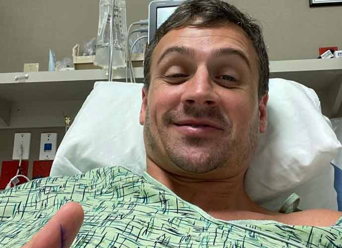 Ryan Lochte Undergoes Surgery After Tearing Meniscus On Water Slide With Kids