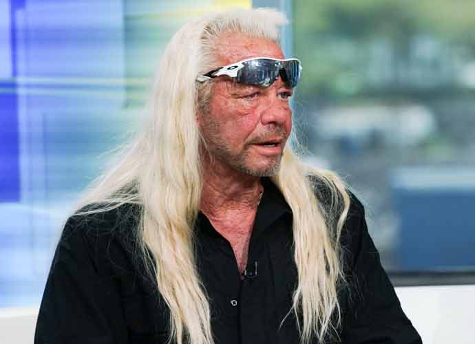 Dog The Bounty Hunter Joins The Search For Brian Laundrie