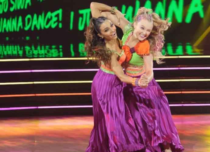 Jojo Siwa Makes History On 'Dancing With The Stars' With First Same-Sex Dance Pair