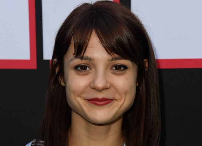 'Skins' Star Kathryn Prescott Hospitalized After Being Hit By Cement Truck