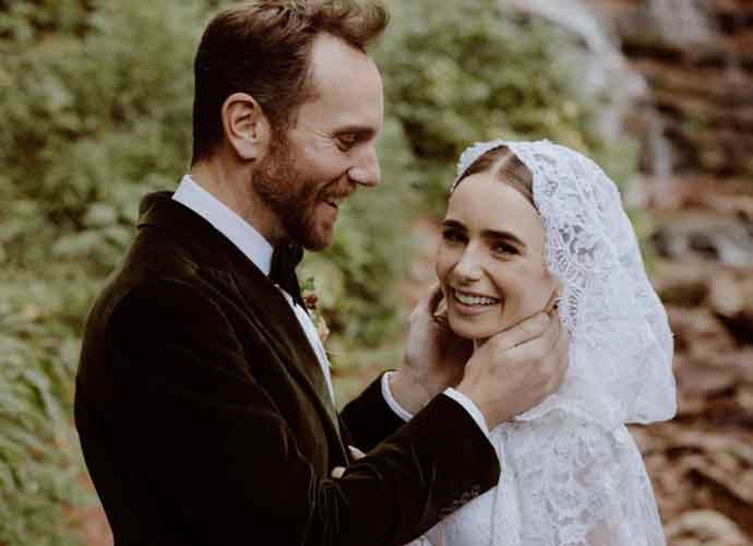 'Emily In Paris' Star Lily Collins Marries Film Director Charlie McDowell
