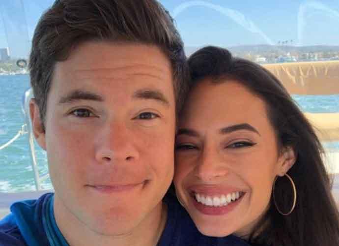Adam Devine & Chloe Bridges Get Married In Mexico