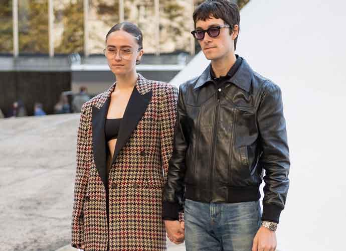 Ella Emhoff & Boyfriend Sam Hine Attend Stella McCartney Show In Paris