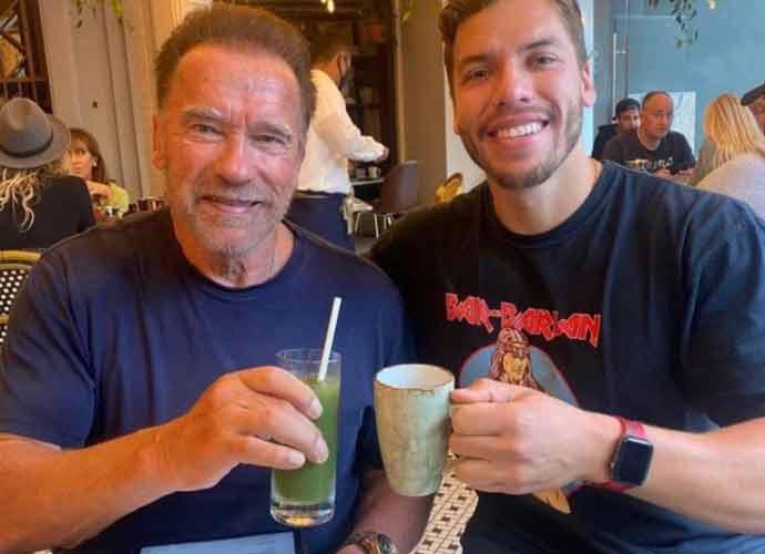 Arnold Schwarzenegger Celebrates Son Joseph Baena's Birthday On Social Media