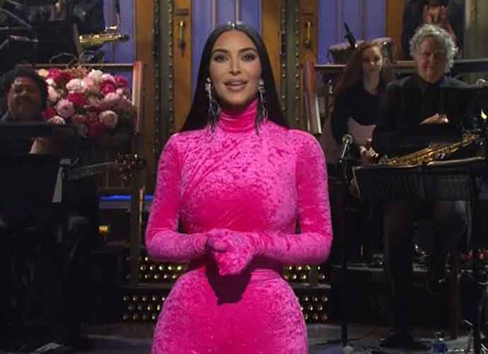Kim Kardashian Rocks Her 'SNL' Debut