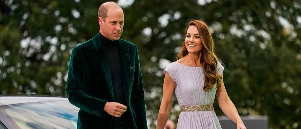 Prince William & Kate Middleton Present First Earthshot Prize Winners