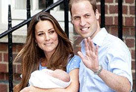 Prince George of Cambridge (7/22/13)