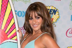 Lea Michele (8/29/1986)