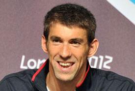 Michael Phelps (6/30/85)