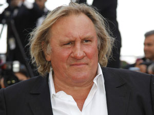 Gerard Depardieu Victim In Plane-Peeing Incident