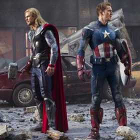 Marvel Panel Reveals 'Avengers: Age of Ultron,' Premieres Footage From 'Thor 2', 'Captain America 2' and 'Guardians of the Galaxy'