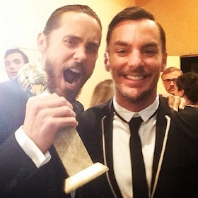 Meet Jared Leto's Golden Globes Date, Brother Shannon Leto