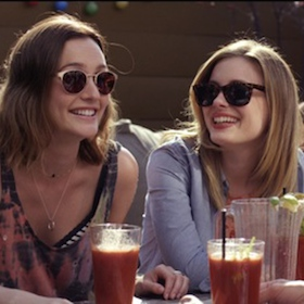 Leighton Meester Says Husband, Adam Brody, Is 'Incredible' In Their Film 'Life Partners'