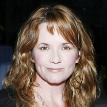 Lea Thompson Interview On 'Exit Speed,' Desmond Herrington