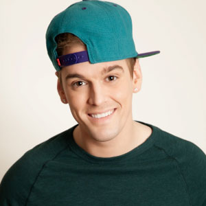 Aaron Carter Interview On His New Tour And Album