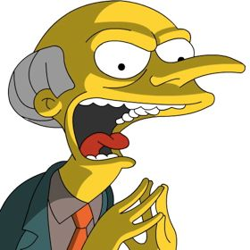 VIDEO: The Simpsons' Montgomery Burns Endorses Mitt Romney