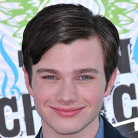 Chris Colfer Gets Anne Hathaway For 'Glee'