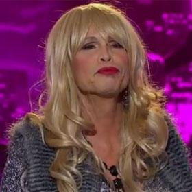 WATCH: Steven Tyler Dresses In Drag For 'American Idol'