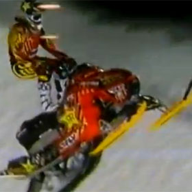 Snowmobiler Caleb Moore In Critical Condition After Crash