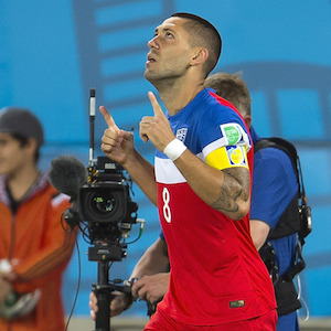 Clint Dempsey Scores Go-Ahead Goal In USA's World Cup Game Against Portugal