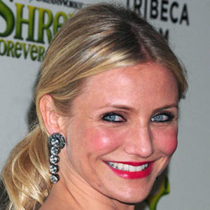 Cameron Diaz Admits Lesbian Experimentation; Says She's 'Been With A Lady'
