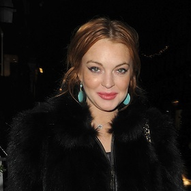 Lindsay Lohan Out Clubbing During Countdown To Rehab