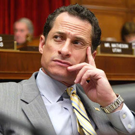 Anthony Weiner Announces His Resignation