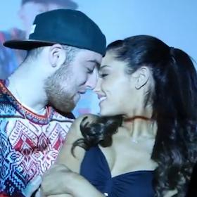 Ariana Grande, Mac Milller Deny Romance Rumors