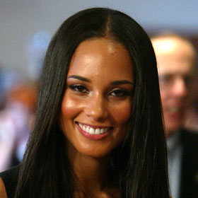Alicia Keys Gushes Over Her New Baby
