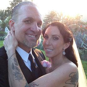 Jesse James Marries Alexis DeJoria