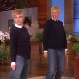 Kate McKinnon Does Ellen DeGeneres Impersonation On 'Ellen'