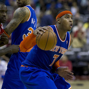 Carmelo Anthony Trade By Knicks? The Speculation Intensifies