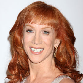 VIDEO: Kathy Griffin Spoofs Jim Carrey In Message to Justin Bieber