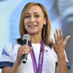 Britain's Jessica Ennis Wins Gold In Olympic Heptathlon
