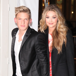 Gigi Hadid, Cody Simpson's Girlfriend, Warns Him About His 'Dancing With The Stars' Hip Shaking