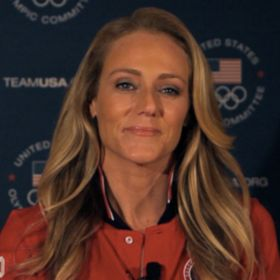 EXCLUSIVE: U.S. Olympic Volleyball Player Jennifer Kessy On Trying Out Swimming