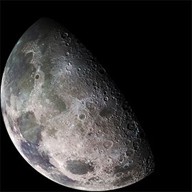 Moon Dust: NASA Exploring Causes Of The Moon's Glow