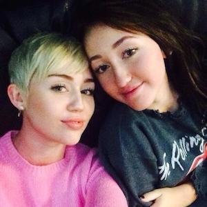 Miley Cyrus Family Tour Bus Bursts Into Flames, Sister Noah Cyrus Shares Video