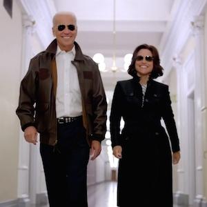Julia Louis-Dreyfus And Joe Biden Team Up In 'Veep' Video For White House Correspondents Dinner